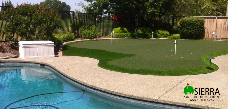 Roseville-1,250-square-foot-putting-green