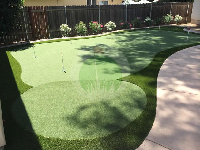 Sacramento 600 sq ft green
