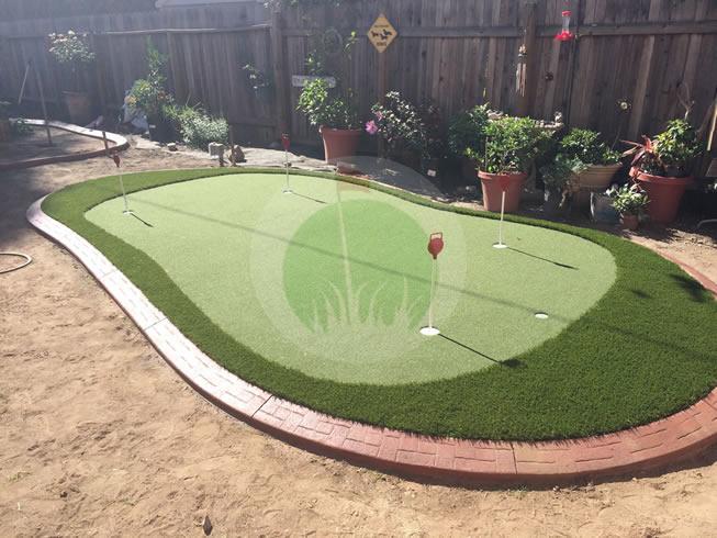 Sacramento 250 sq ft green