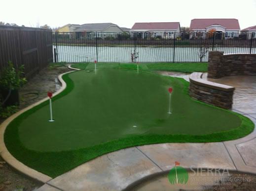 Sacramento 300 sq ft green