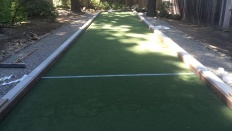 Lake Tahoe Bocce Court