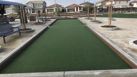 George Park Elk Grove Bocce Court