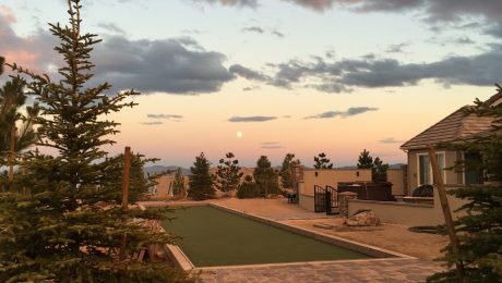 Tahoe Bocce Court